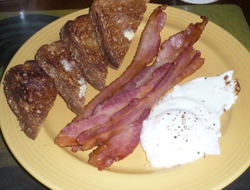 Breakfast Dec 7, 2008