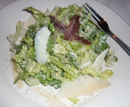Caesar salad Dec 7, 2008
