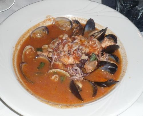 Italian fish soup Dec 7, 2008