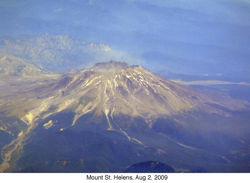 Mt St Helens blog