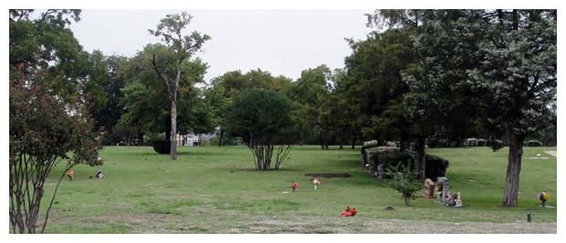 Bonnie graveyard