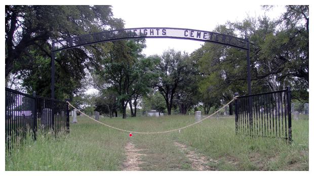 Clyde graveyard